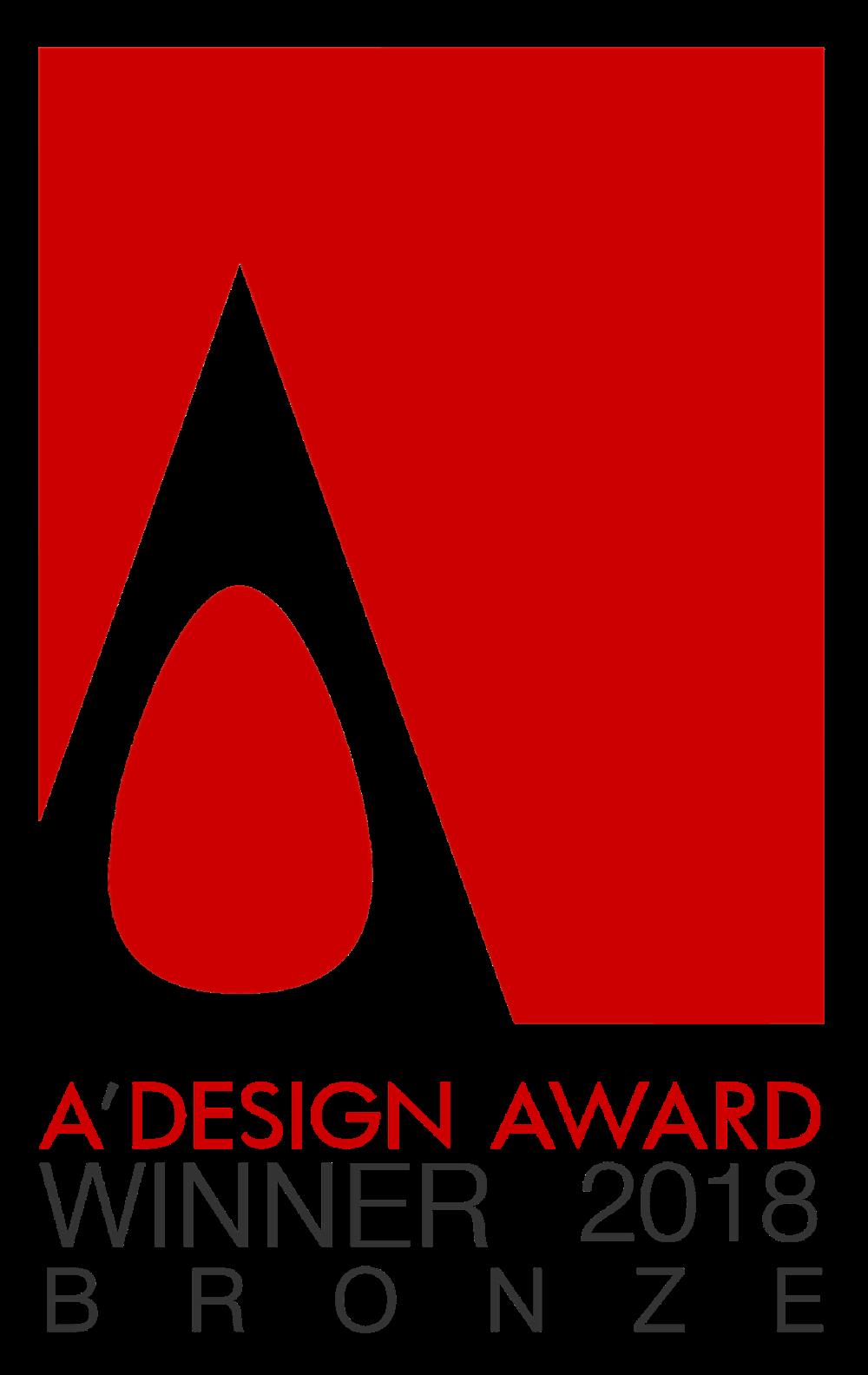 Bronze A Design Awart